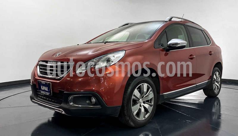 Peugeot 2008 1.6L usado (2015) color Naranja precio $207,999