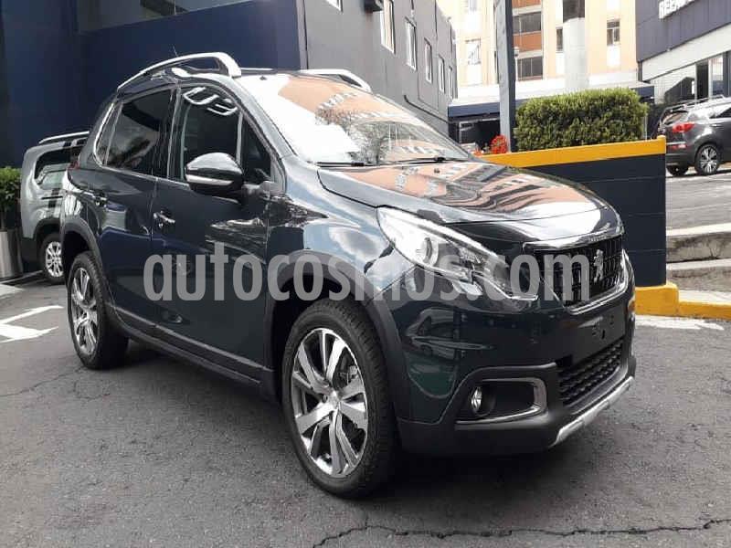Peugeot 2008 Allure Aut usado (2020) color Gris precio $317,900