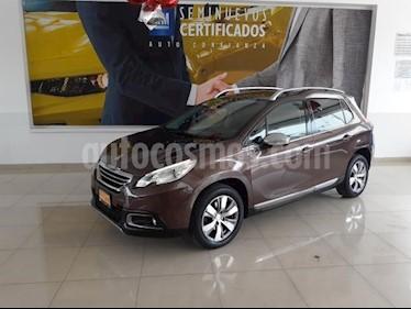 Peugeot 2008 5P FELINE L4/1.6/T AUT usado (2015) precio $195,900