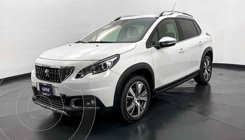 Peugeot 2008 Active Aut usado (2020) color Blanco precio $299,999