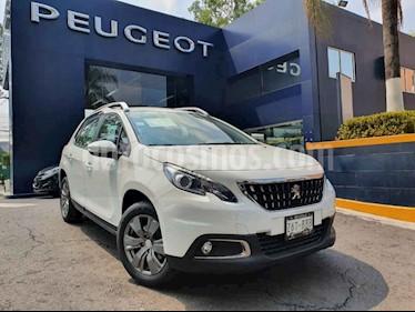 Peugeot 2008 5p Active L3/1.2/T Man usado (2020) color Blanco precio $259,900