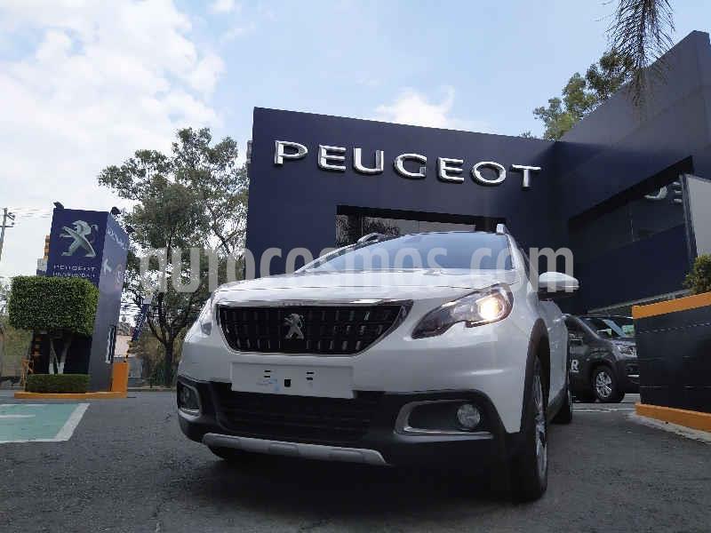 Peugeot 2008 Allure Aut usado (2021) color Blanco precio $324,900