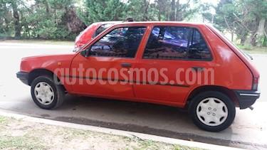 Peugeot 205 GLD 5P Ac usado (1997) color Rojo precio $58.000
