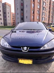 Peugeot 206 XRA Hatchback Confort usado (2005) color Azul precio $10.500.000