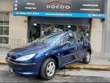Foto venta Auto usado Peugeot 206 - (2003) color Azul precio $155.000