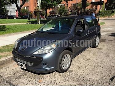 Foto venta Auto usado Peugeot 206 - (2009) color Gris Oscuro precio $185.000