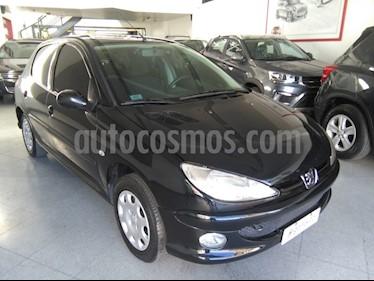 Foto venta Auto usado Peugeot 206 - (2006) color Negro precio $198.000