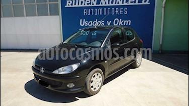 Foto venta Auto usado Peugeot 206 - (2008) color Negro precio $168.000