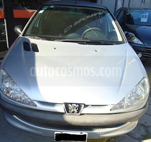 Foto venta Auto usado Peugeot 206 1.4 Generation 5P (2010) color Gris Claro precio $175.000