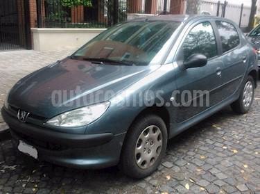 Foto venta Auto usado Peugeot 206 1.4 Generation 5P (2009) color Gris Fer precio $149.900