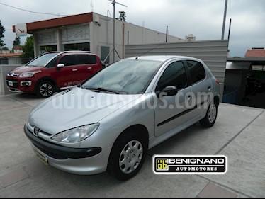 Foto venta Auto usado Peugeot 206 1.4 Generation 5P (2011) color Gris Claro precio $199.000