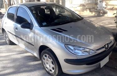 Foto venta Auto usado Peugeot 206 1.4 Generation 5P (2012) color Gris precio $210.000
