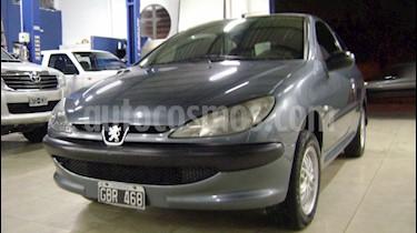 Foto venta Auto usado Peugeot 206 1.4 Live! 3P (2007) color Azul precio $150.000
