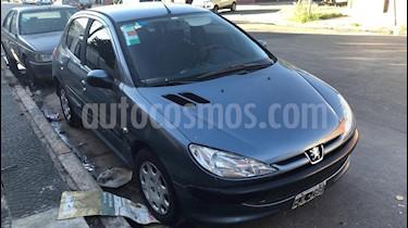 Foto venta Auto usado Peugeot 206 1.4 X-Line 5P (2008) color Gris precio $140.000