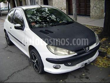 Foto venta Auto usado Peugeot 206 1.4 XE 3P (2007) color Blanco precio $150.000