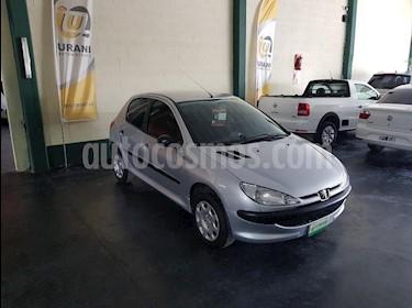 Foto venta Auto usado Peugeot 206 1.4 XR 5P (2011) color Gris Claro precio $195.000