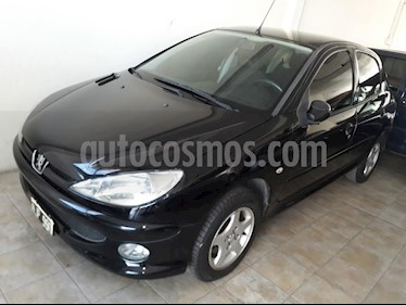 Foto venta Auto usado Peugeot 206 1.6 3P XS (2008) color Negro precio $117.000