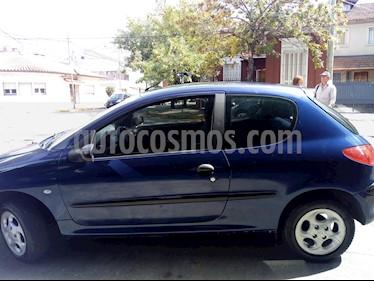 Peugeot 206 1.6 XR 3P usado (2000) color Azul precio $120.000