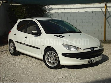 Foto venta Auto usado Peugeot 206 1.6 XR 5P (2003) color Blanco precio $150.000