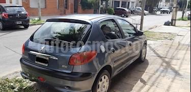 Foto venta Auto usado Peugeot 206 1.6 XR Premium 5P (2006) color Gris precio $145.000