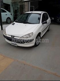 Foto venta Auto usado Peugeot 206 1.6 XRD Confort 5P (2018) color Blanco precio $110.000