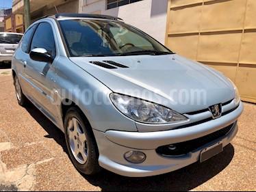 Foto venta Auto Usado Peugeot 206 1.6 XS Premium 3P (2006) color Gris precio $165.000