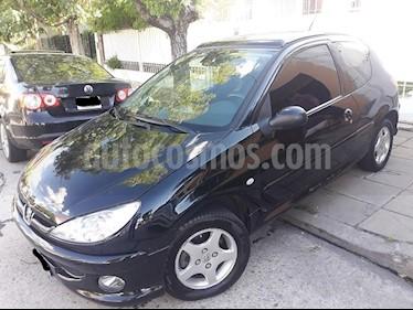 Foto venta Auto Usado Peugeot 206 1.6 XS Premium 3P (2005) color Negro precio $134.900