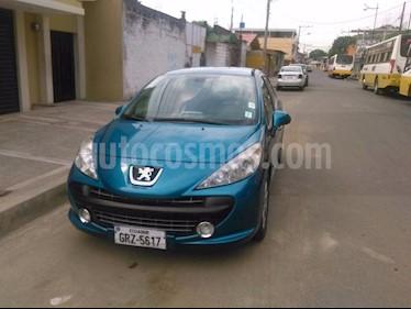 Foto venta Auto usado Peugeot 206 1.6 XS (2010) color Azul precio u$s5.200