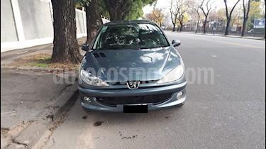 Foto venta Auto usado Peugeot 206 1.6 XT 5P (2008) color Azul de China precio $175.000