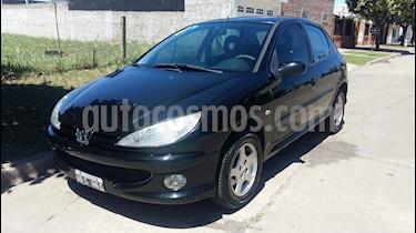 Foto venta Auto Usado Peugeot 206 1.6 XT Premium 5P (2008) color Negro precio $132.000