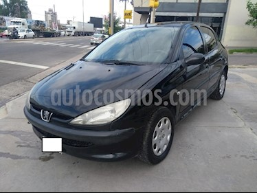 Foto venta Auto Usado Peugeot 206 1.9 D X-Line 5P (2008) color Negro precio $150.000