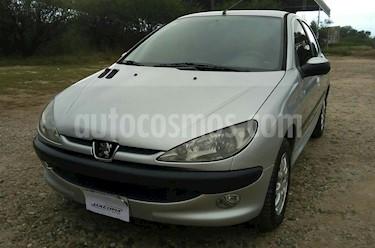 Foto venta Auto usado Peugeot 206 1.9 XRD 3P (2005) color Gris Claro