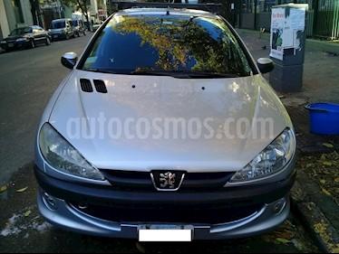 Foto venta Auto usado Peugeot 206 1.9 XRD Pack 5P (2004) color Gris precio $140.000