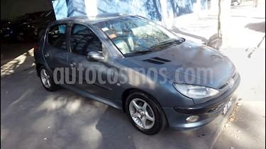 Foto venta Auto usado Peugeot 206 1.9 XRD Premium 5P (2005) color Gris precio $175.000
