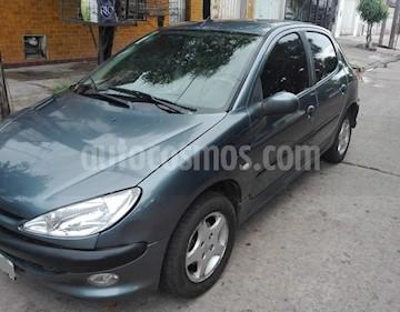Foto venta Auto usado Peugeot 206 1.9 XRD Premium 5P (2006) color Gris Fer precio $135.900