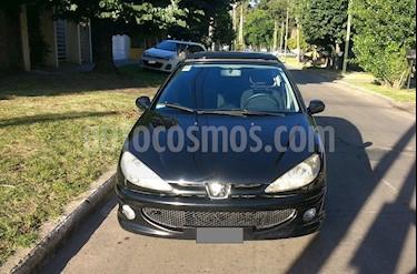 Foto venta Auto usado Peugeot 206 1.9 XRD Premium 5P (2008) color Negro precio $160.000