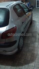 Foto venta Auto usado Peugeot 206 1.9 XRD Premium 5P (2005) color Gris precio $110.000