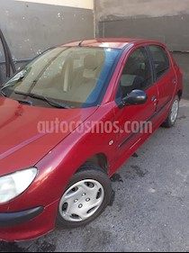 Foto venta Auto usado Peugeot 206 1.9 XTD 5P (2000) color Rojo precio $100.000
