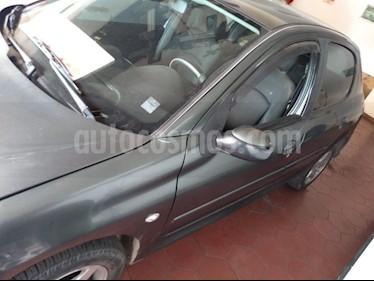 Foto venta Auto usado Peugeot 206 1.9 XTD 5P (2008) color Gris Oscuro precio $180.000