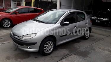 Foto venta Auto usado Peugeot 206 1.9D Premium 5P (2006) color Gris Aluminium precio $155.000