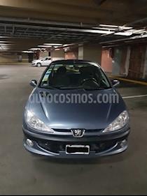 Foto venta Auto usado Peugeot 206 2.0 HDi XS Premium 5P (2006) color Gris precio $160.000