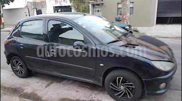Foto venta Auto usado Peugeot 206 2.0 HDi XS Premium 5P (2007) color Negro precio $140.000