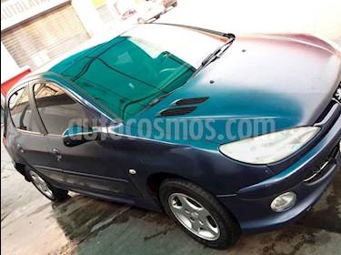 Foto venta carro usado Peugeot 206 206 (2006) color Azul precio u$s1.800