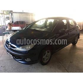 Foto venta carro usado Peugeot 206 206 (2007) color Azul precio u$s1.550