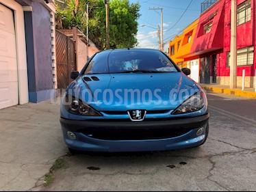 Foto venta Auto usado Peugeot 206 3P XR 1.4 Presence Equipado (2003) color Azul Metalizado precio $36,000