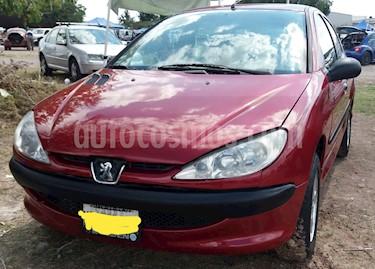 Foto Peugeot 206 5P D-sign 1.6 usado (2005) color Rojo Lucifer precio $41,500