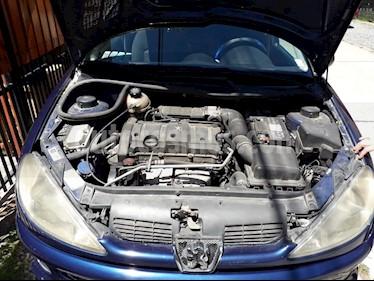 Foto venta Auto Usado Peugeot 206 5P X-line Aut (2008) color Azul precio $2.700.000