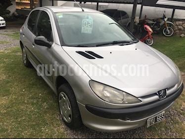 Foto venta Auto usado Peugeot 206 5P XRD (2002) color Gris Claro precio $65.000