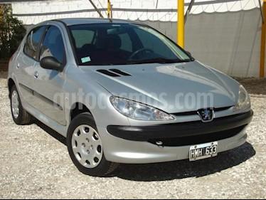 Foto Peugeot 206 1.4 X-Line 5P usado (2008) color Gris Claro precio $140.000