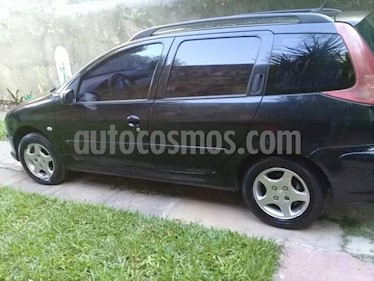Peugeot 206 SW 1.6 Premium usado (2007) color Negro precio $230.000